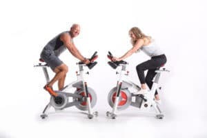reno instructors new riders trying indoor cycling for the first time